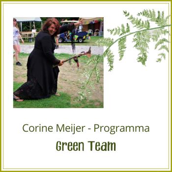 Green Team: Corine Meijer