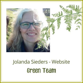 Green Team: Jolanda Sieders