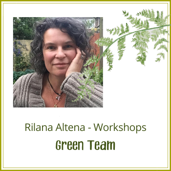 Green Team: Rilana Altena