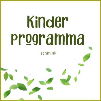 Kinderprogramma: Schmink