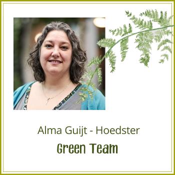 Green Team: Alma Guijt