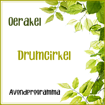 Avondprogramma: Oerakel