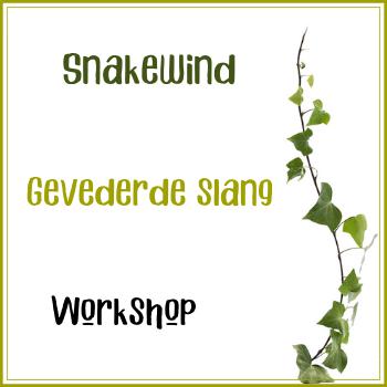 Workshop: Gevederde slang